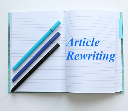 Article Rewriting
